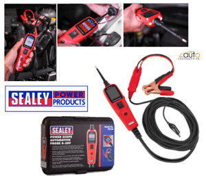 New Sealey Power Scope Automotive Electrical Probe Tester Diagnostic 0 30v Pp100
