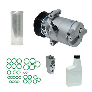 New A c Compressor And Component Kit 1052668 For Frontier Xterra