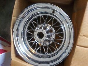 Old School Crager 30 Spokes Rims Size 15x7