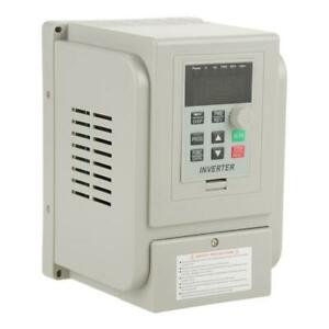 1 5kw 3hp 8a 220v Ac Single 3 phase Variable Frequency Drive Inverter Vsd Vfd Us