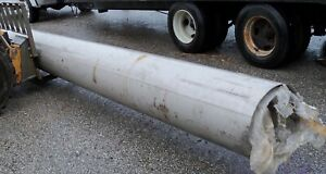 18 Inch Stainless Steel Pipe 20ft Long 316l Sch 10s Spec A 312 sa 312