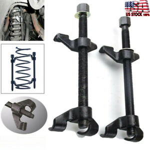 Heavy Duty Car Spring Compressor Coil Strut Remover Installer Suspenion Tool Usa