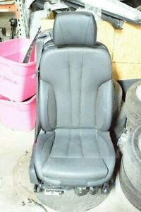Bmw F12 Front Right Passenger Complete Seat Chair Heated Comfort