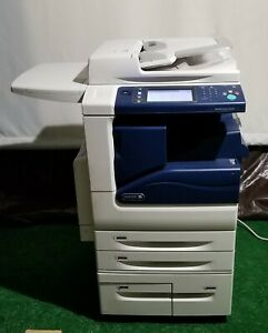 Xerox Copier printer email fax