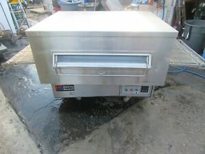 Middleby Marshall Pizza Oven Ps3602 4 Used Clean