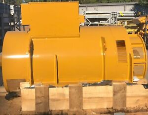 New Or O e Marelli 2000 Kw Generator End
