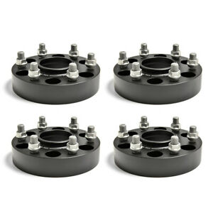 35mm Hubcentric Wheel Balancer Spacers 4pc For Ford Ranger T4 T5 T6 T7 T8 Xl Xlt