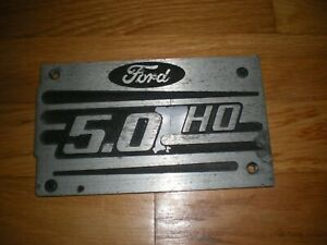 Used Original 1994 1995 Ford Mustang 5 0 Ho Upper Plenum Plate Cover