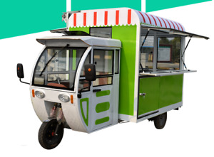 New 3 5m Concession Stand Food Trailer Mobile Kitchen Free Ship No Hidden Charge