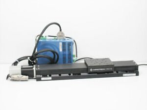Aerotech Pro115 Pro115 05mm 300 uf Linear Stage Motor Ensemble Cp10 Controller