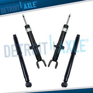 4pc Front And Rear Shocks Absorbers For 2006 2007 2008 Dodge Ram 1500 4wd 5 Lug