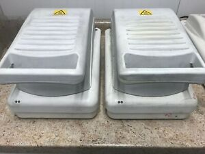 Two Used Sartorius Lma100p Electronic Moisture Analyzer Mark 3 Lte Heaters
