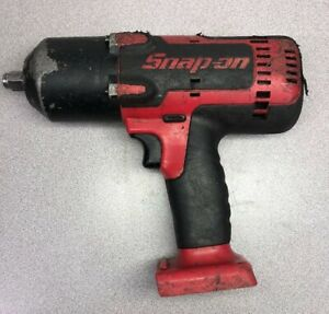 Snap On Ct8850 1 2 Battery Impact Wrench 18v Cordless Impact Free Shipping