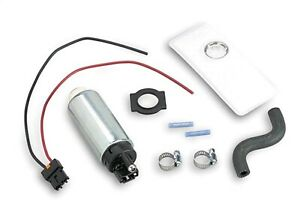 Holley Performance 12 902 Universal In tank Electric Fuel Pump Fits Mustang