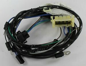 New 1970 Mopar E Body Big Block Engine Wiring Harness