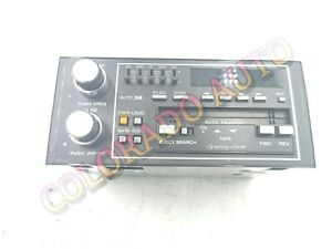 Tested Factory Delco 84 87 Gm 12 Pin Models 5 Band Eq Dnr Radio Cassette Stereo