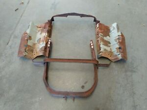 Dodge Job Rated Truck Radiator Support 49 50 51 52 53
