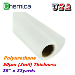Heat Transfer Vinyl Chemica Hotmarkprint 1792 Printable 20 x22yards