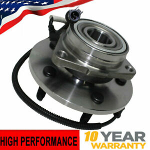 Front Wheel Bearing Hub For 2000 02 Ford Expedition Lincoln Navigator 14mm 4wd