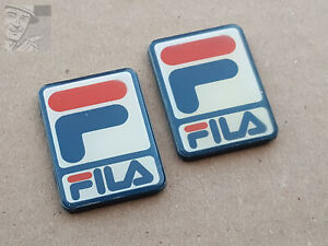 1984 1985 Ford Thunderbird Fila Edition Emblem Badge Set With Tape