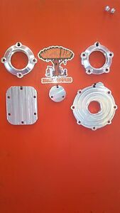 Np205 Transfer Case Billet Bearing Retainer Pto Cover Idler Ford Chevy Dodge