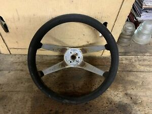 Vintage Superior Performance Gasser Rat Steering Wheel The 500 11 5 60 S Style