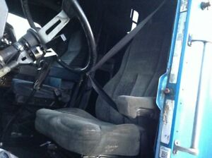 2000 Freightliner Fld120 Left Air Ride Seat