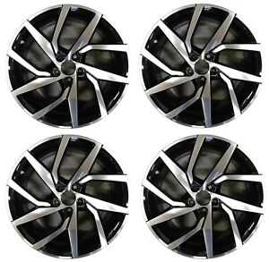 18 Volvo V60 S60 2019 Factory Oem Rim Wheel 70469 Full Set