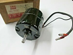 Nos 1959 59 Ford Truck Heater Motor B9c 18527 A