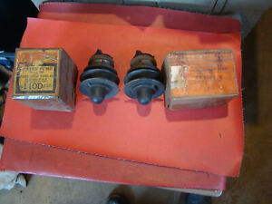 2 Nos 37 38 39 40 1939 1940 Ford Water Pump Assembly 52 8501 C V8 60 Hp Flathead