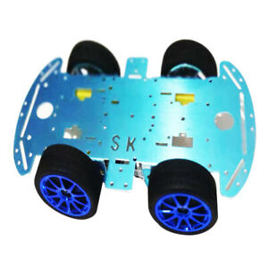Robot Car Chassis W motor For Diy Project Toy For Kids Adults