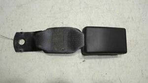 Rear Seat Belt Buckle Black Extended Cab Fits 15 19 Colorado 662645