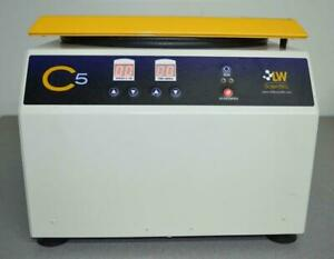 Lw Scientific C5 Centrifuge W 8 Place Rotor Tubes