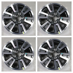 Toyota Tundra Sequoia 20 Wheels Rims Set Factory Oem 2015 2016 2017 2018 2019