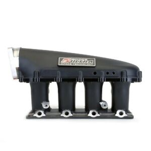 Skunk2 Ultra Race Intake Manifold K20a2 Style Black For 02 05 Civic Si Rsx