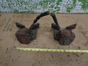 1975 1980 Ford Granada Disc Brake Caliper Left Right 1976 1977 1978 1979 Oem