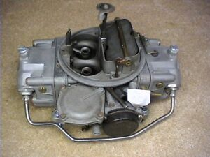 Shelby Gt 500 428 Auto C9af N Holley Carb List 4280 Dated 974