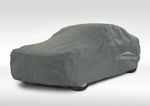 Fitted Outdoor Fully Waterproof Stormforce Car Cover For Citroen Sm 1970 75 1