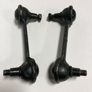 1940 47 Ford Truck F3 1 Ton Comm Front Shock Links Pair Fomoco Nos