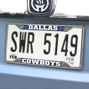 Dallas Cowboys Light Up Hitch Cover 2 Receiver Nfl Fanmats