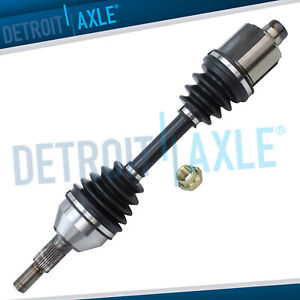 Front Left Lh Cv Axle Shaft Assembly For 2004 2010 Chevy Malibu Pontiac G6 Aura