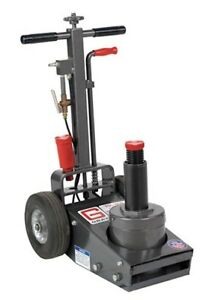 Gray Tsl 50s 25 Ton Air Hydraulic Axle Jack Short Handle Us Made Free Shipping
