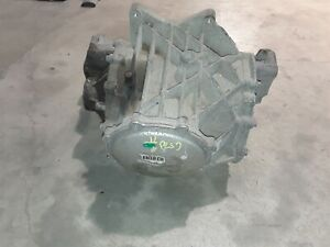 06 13 Corvette C6 Rear End Getrag Differential 2 56 Gear Ratio Automatic Aa6510