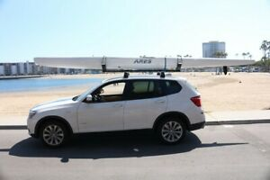 Surf Ski Roof Top Mount Carrier V Rack For Hatchback short Suv Made In Usa