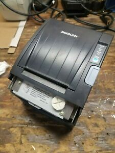 Bixolon Pos Receipt Ticket Printer Srp 350g Samsung Srp 350g crs
