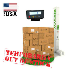 New Scale 59 Dia 85 Tall Pallet Stretch Wrapper shrink Wrapping Machine