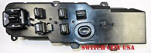 Oem Jeep Grand Cherokee Master Driver Power Window Switch 1996 1998 56042463ac