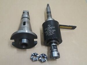 Tapmatic Spd7 Reversible Tapping Head 10 3 4 Cap 3mt W collets