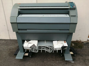 Oce 7056 Black And White Wide Printer No Toner Only The Printer