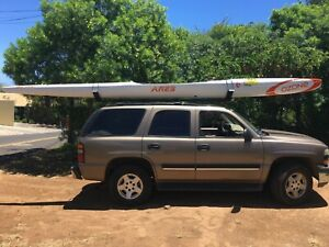 Oc1 Canoe Roof Top Mount Carrier Standard 8 Foot V Bar Made In Usa